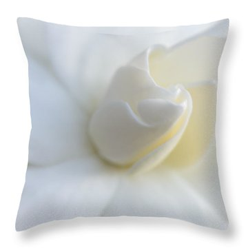 Secret Love Throw Pillow