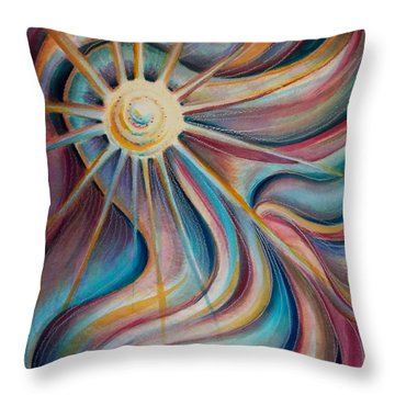 Sedona Charm Throw Pillow