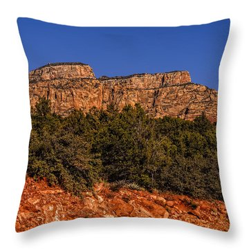 Sedona Vista 49 Throw Pillow