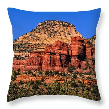 Sedona Vista 51 Throw Pillow