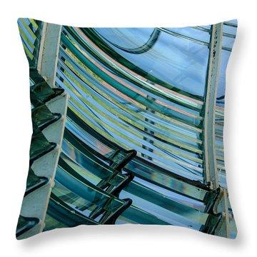 Seguin Fresnel Throw Pillow