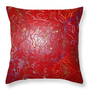 Self Believe Throw Pillow