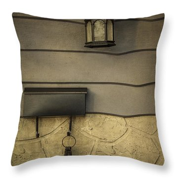 Sense Of Home Throw Pillow