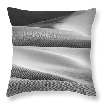 Sensuality Throw Pillow by Jon Glaser