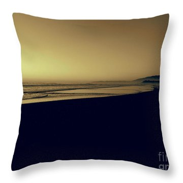 Sepia Study 1 Throw Pillow