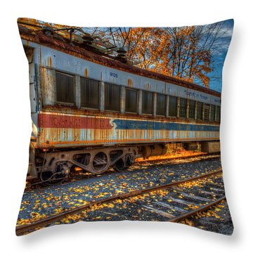 Septa 9125 Throw Pillow