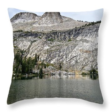 Serenity Throw Pillow by Brian Williamson