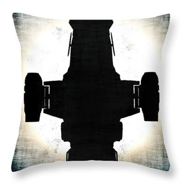 Serenity... Throw Pillow