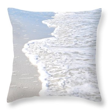 Serenity's Shore Throw Pillow