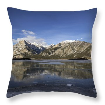 Serenity's Shrine Throw Pillow