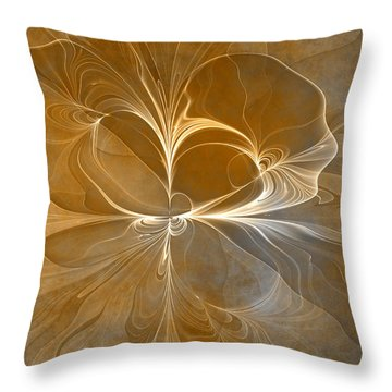 Series Patina Style 3 Throw Pillow
