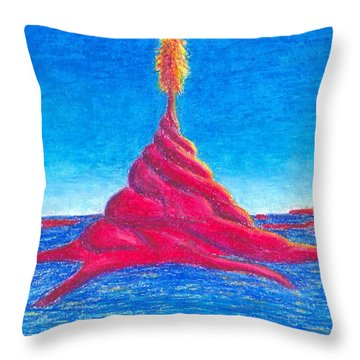 Serpol Throw Pillow