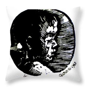 Seth 2 Throw Pillow by Seth Weaver