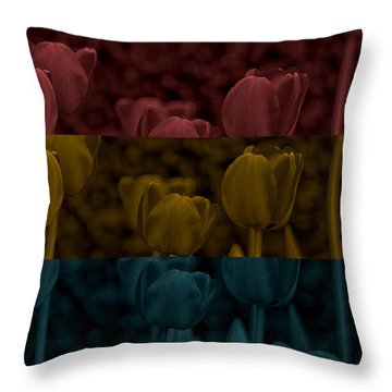 Seven Nation Army Throw Pillow
