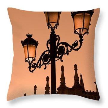 Seville Lantern Throw Pillow