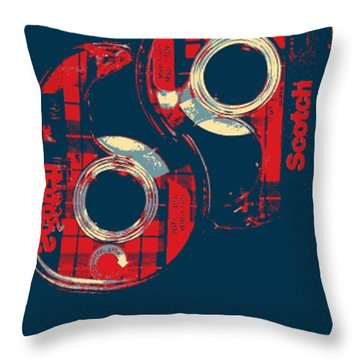 Sex Tape In Hope Throw Pillow
