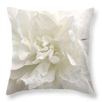 Shabby Chic Wedding Throw Pillow