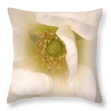Shades Of Wonder Throw Pillow by Martina  Rathgens