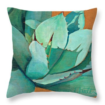 Shadow Dance 3 Throw Pillow by Athena  Mantle