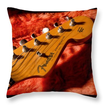 Shadowcaster Throw Pillow