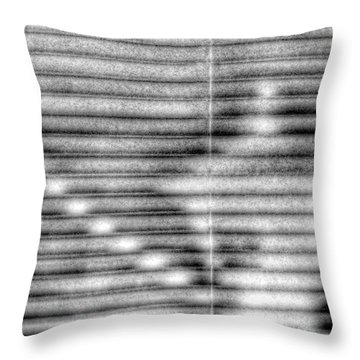 Throw Pillow featuring the photograph Shadows... Day-by-day... by Steven Huszar