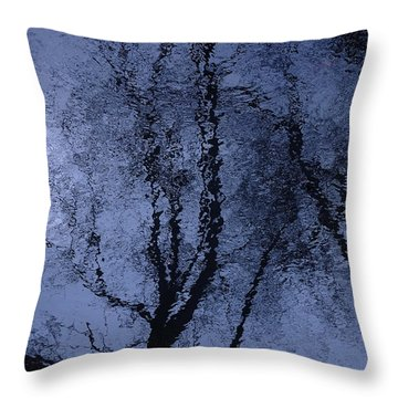 Shadows Of Reality  Throw Pillow by Steven Milner