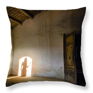Shadows Reborn - Vanity Throw Pillow