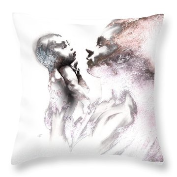 Shadowtwister Reflections Textured Throw Pillow