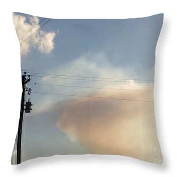 Shake It Up Throw Pillow