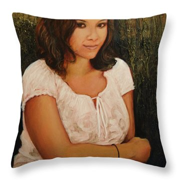 Shannon Throw Pillow