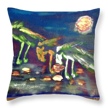 Shanti Throw Pillow