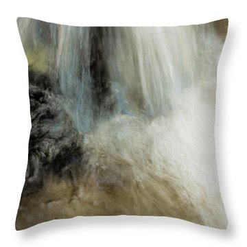 Shapeshifter Throw Pillow
