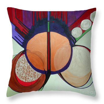 Shehecheyanu Throw Pillow