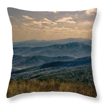 Shenandoah Vista Throw Pillow