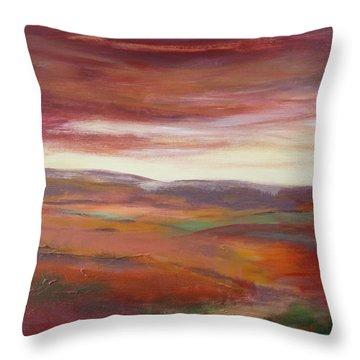 Shepherds Delight Ll Throw Pillow