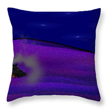 Shepherds. Throw Pillow