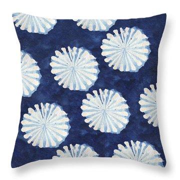 Shibori IIi Throw Pillow