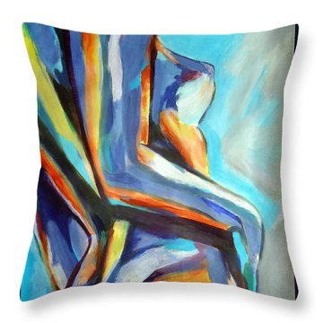 Shine Throw Pillow
