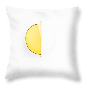 Ship Light Throw Pillow