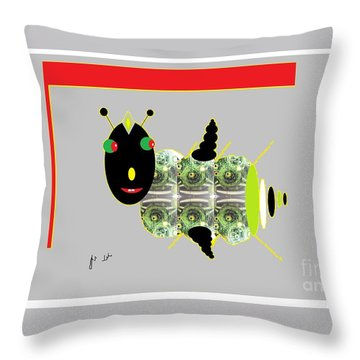 Shoofly Throw Pillow