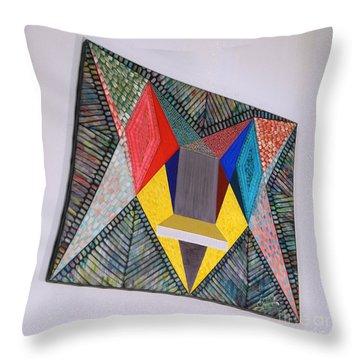 Shot Shift - Parmi 1 Throw Pillow by Michael Bellon