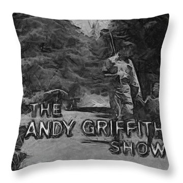 Show Cancelled Throw Pillow