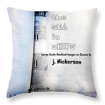 Show Poster Throw Pillow