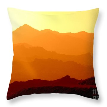 Sienna Layers Throw Pillow