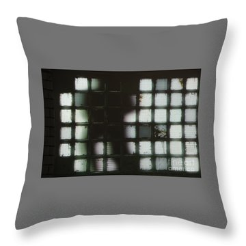 Shadow Previously Titled Silhouette Throw Pillow