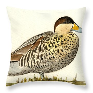 Ducks Throw Pillows