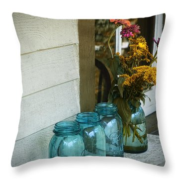Simple Life 1 Throw Pillow