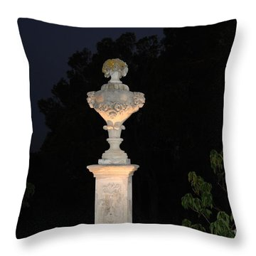 Simply Huntington Throw Pillow by George Mount