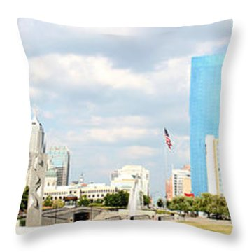 Simply Indy Throw Pillow