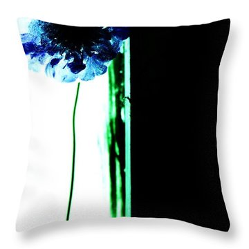 Throw Pillow featuring the photograph Simply  by Jessica Shelton